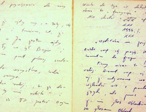 Tischner – notatki z wykładów