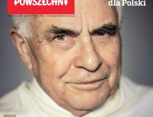 O. Ludwik Wiśniewski: Mury między nami