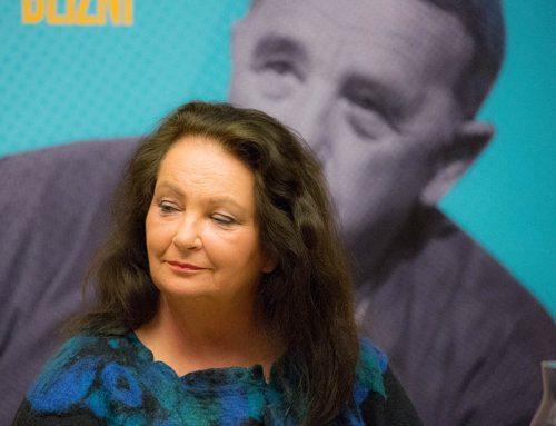 Anna Dymna, Jerzy Sosnowski i Michał Heller na Festiwalu Kopernika