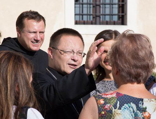 Bp Grzegorz Ryś idzie do Łodzi