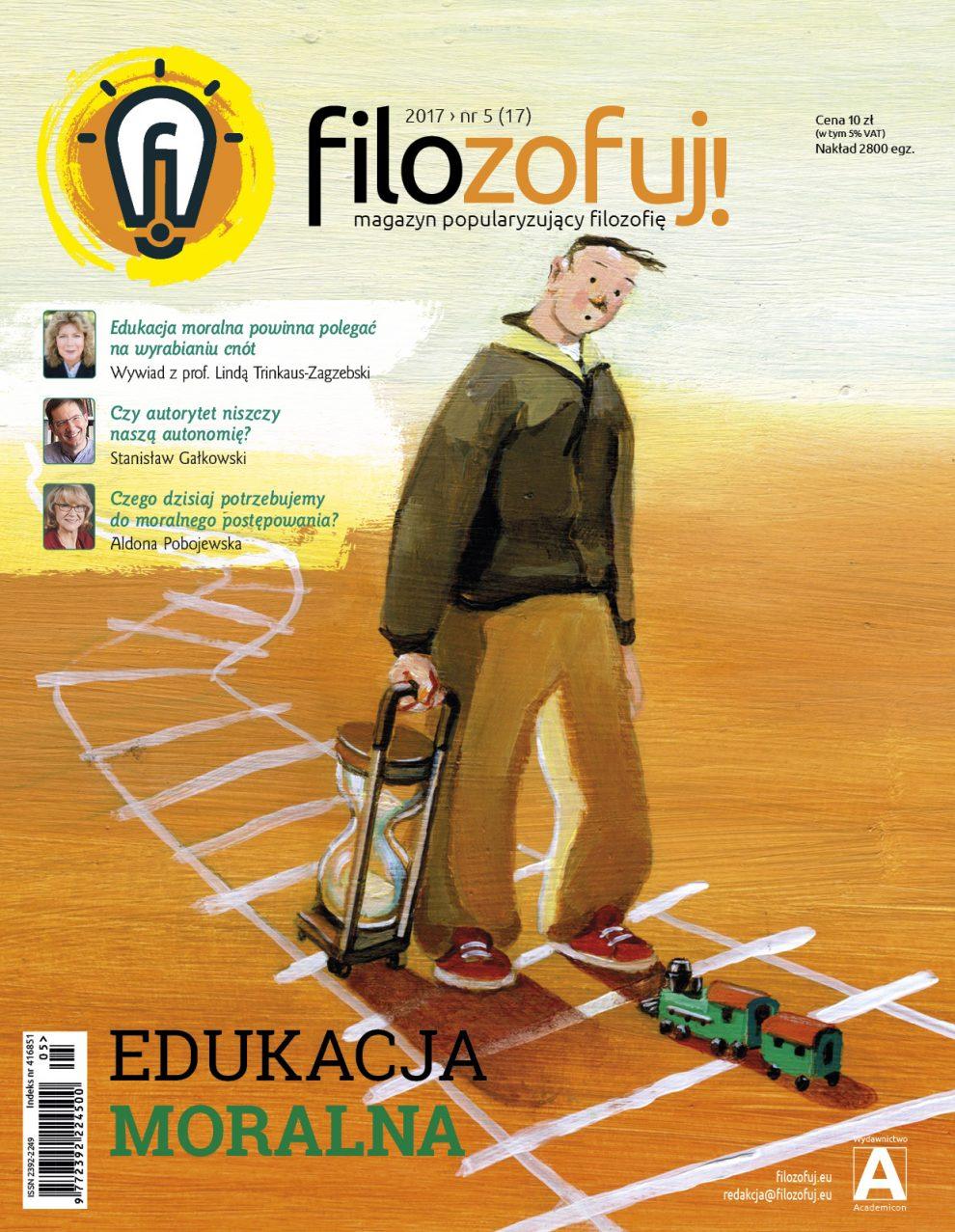 """Filozofuj!"": Edukacja moralna"