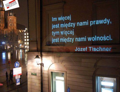 Wojciech Bojanowski w Strefie Tischnera