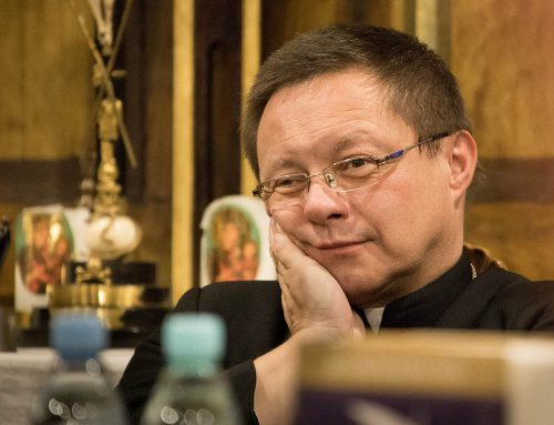 Abp Ryś do kleryków: O ciężarze kapłaństwa