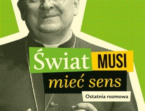 O abp. Życińskim w Krakowie