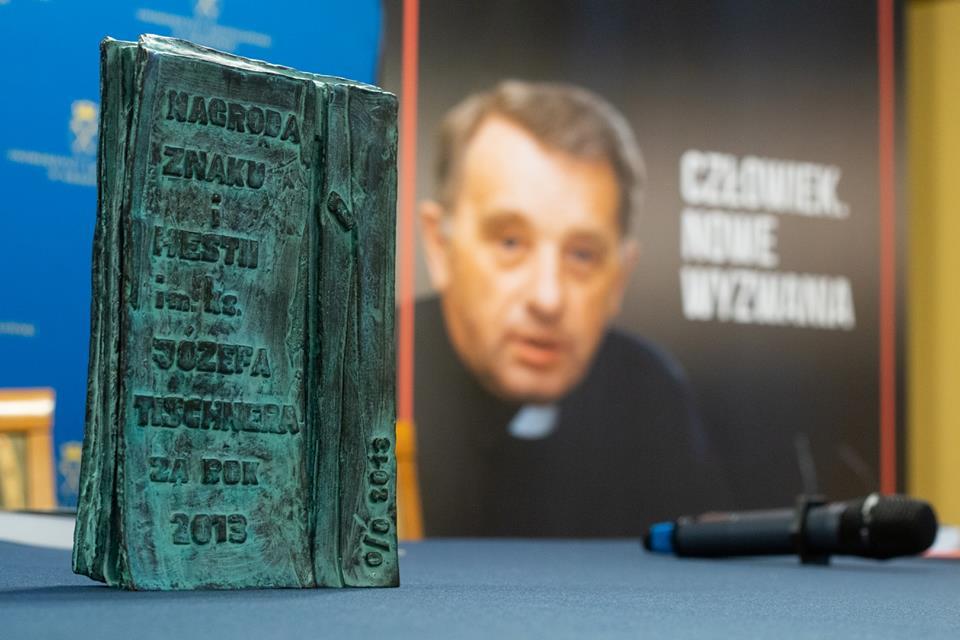 Kim są tegoroczni laureaci Nagrody Tischnera?