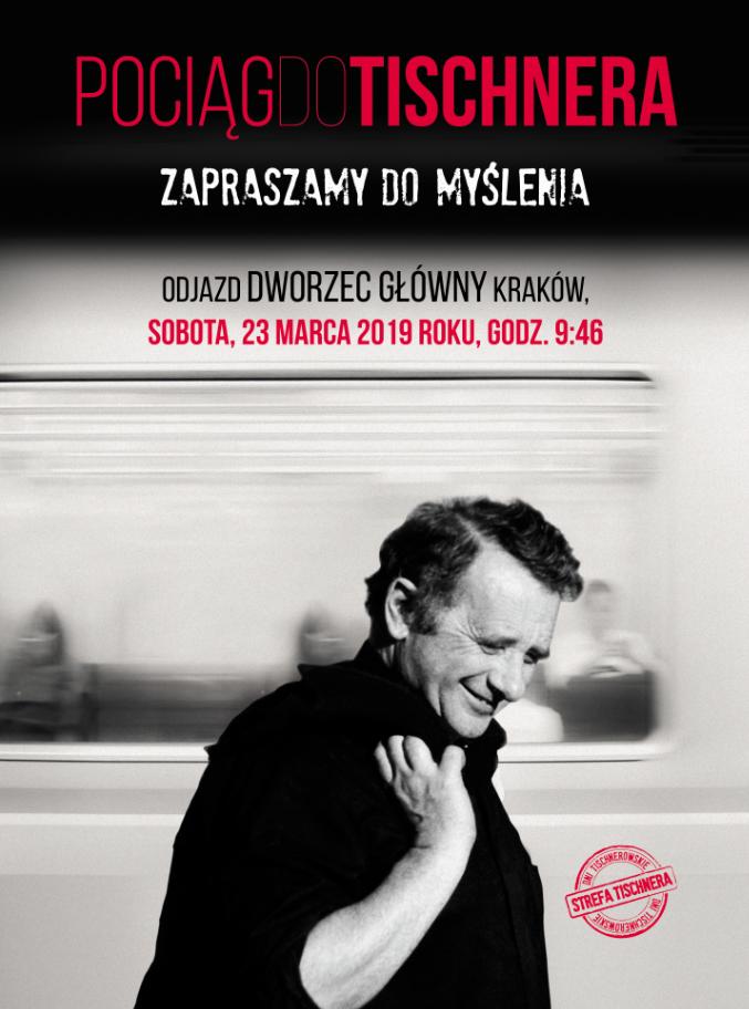 """""""Pociąg do Tischnera"""" pojedzie 23 marca"""