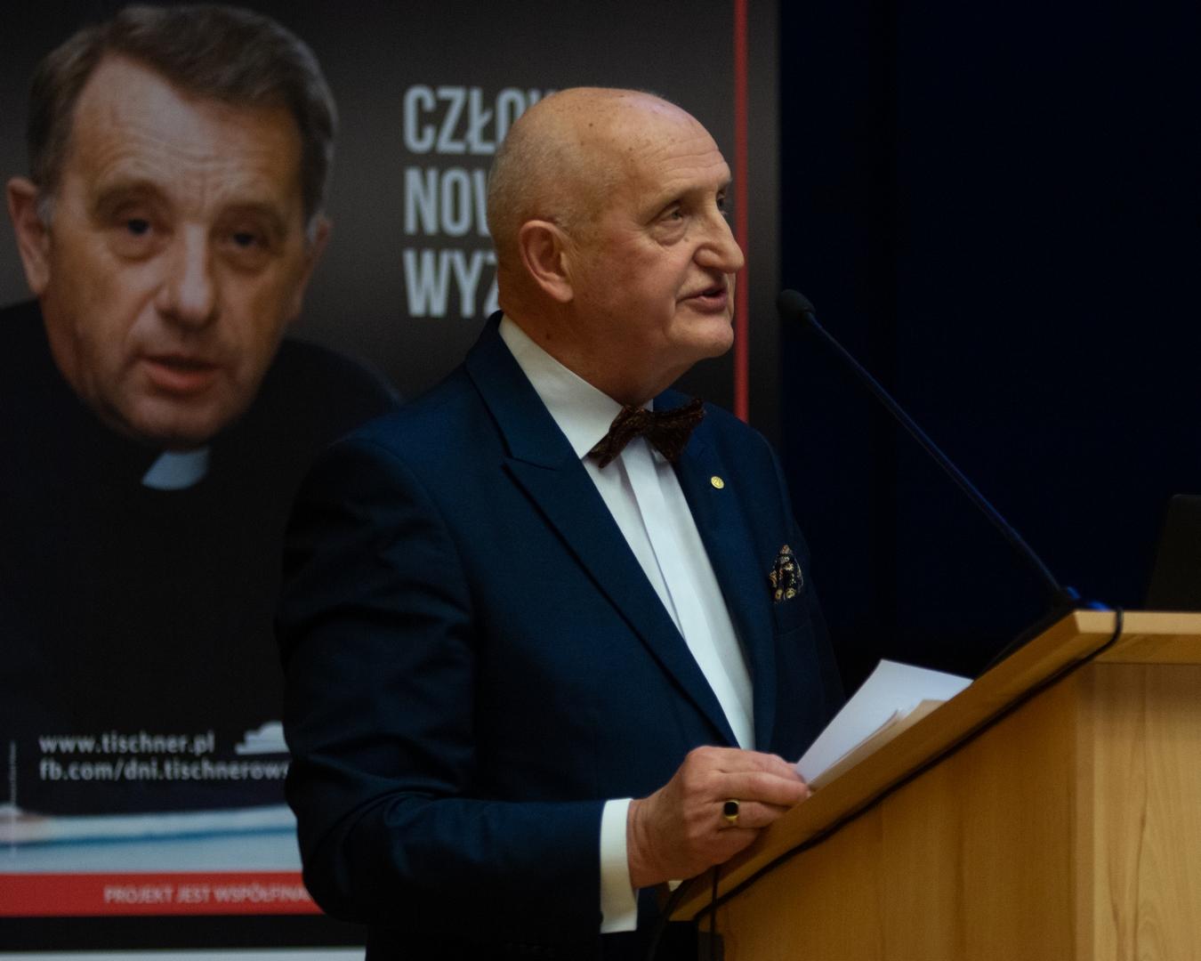 Dni Tischnerowskie 2019: wykład prof. Marka Krawczyka
