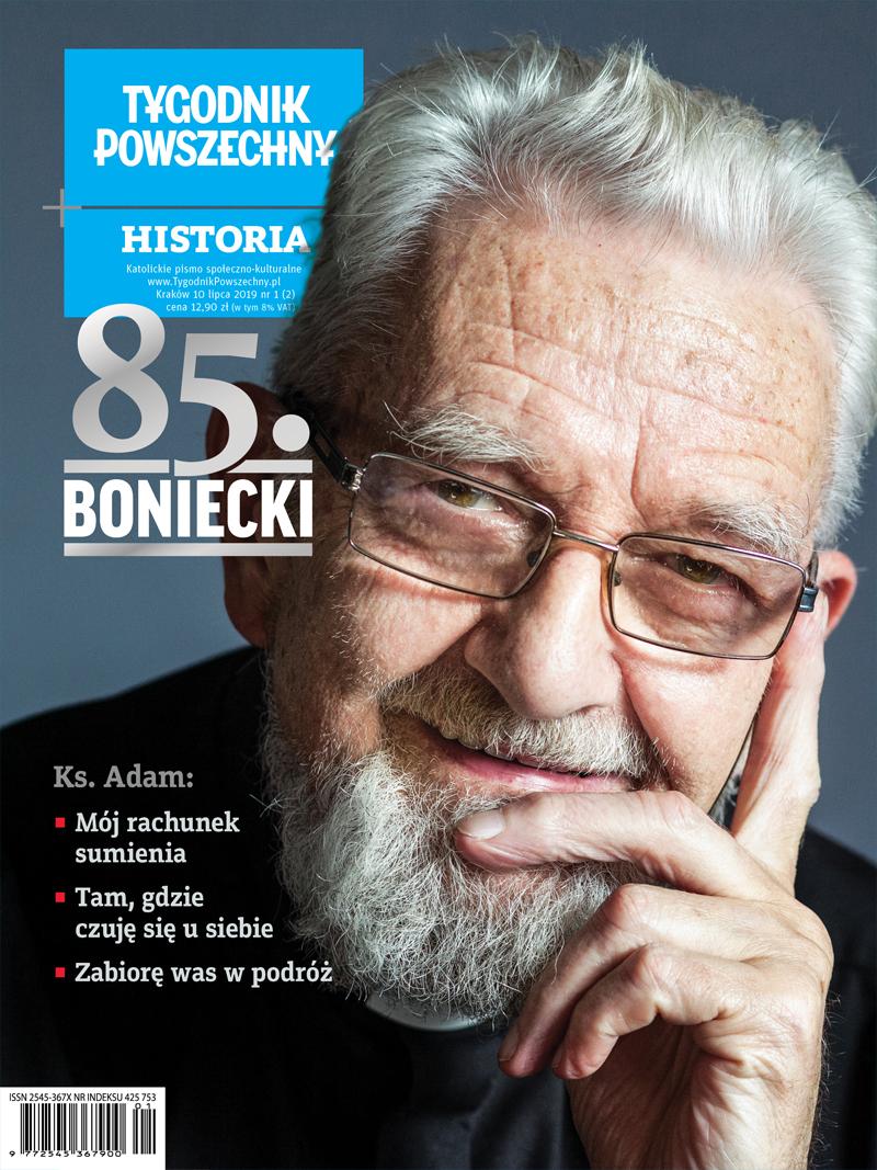 Na urodziny ks. Bonieckiego