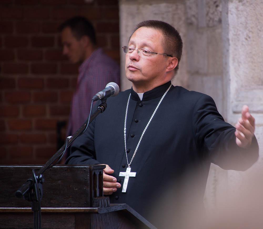 Abp Grzegorz Ryś w Sopocie