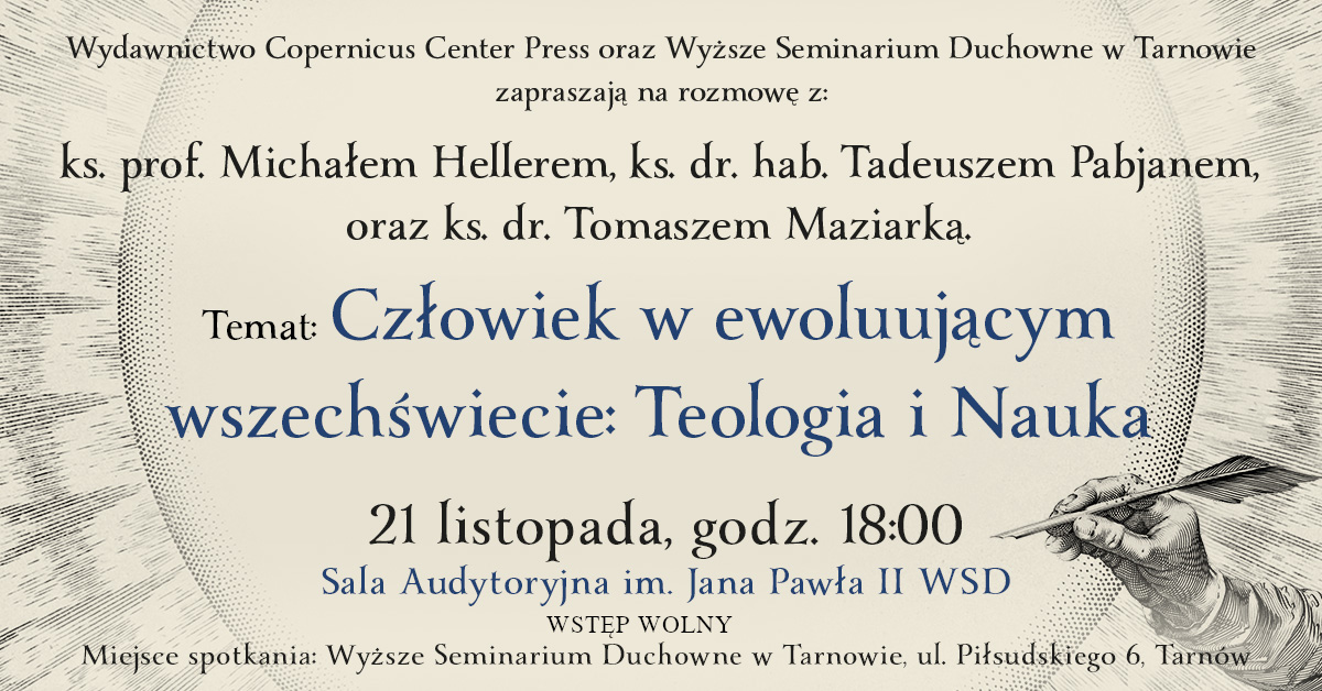 O teologii i nauce – dyskusja w Tarnowie