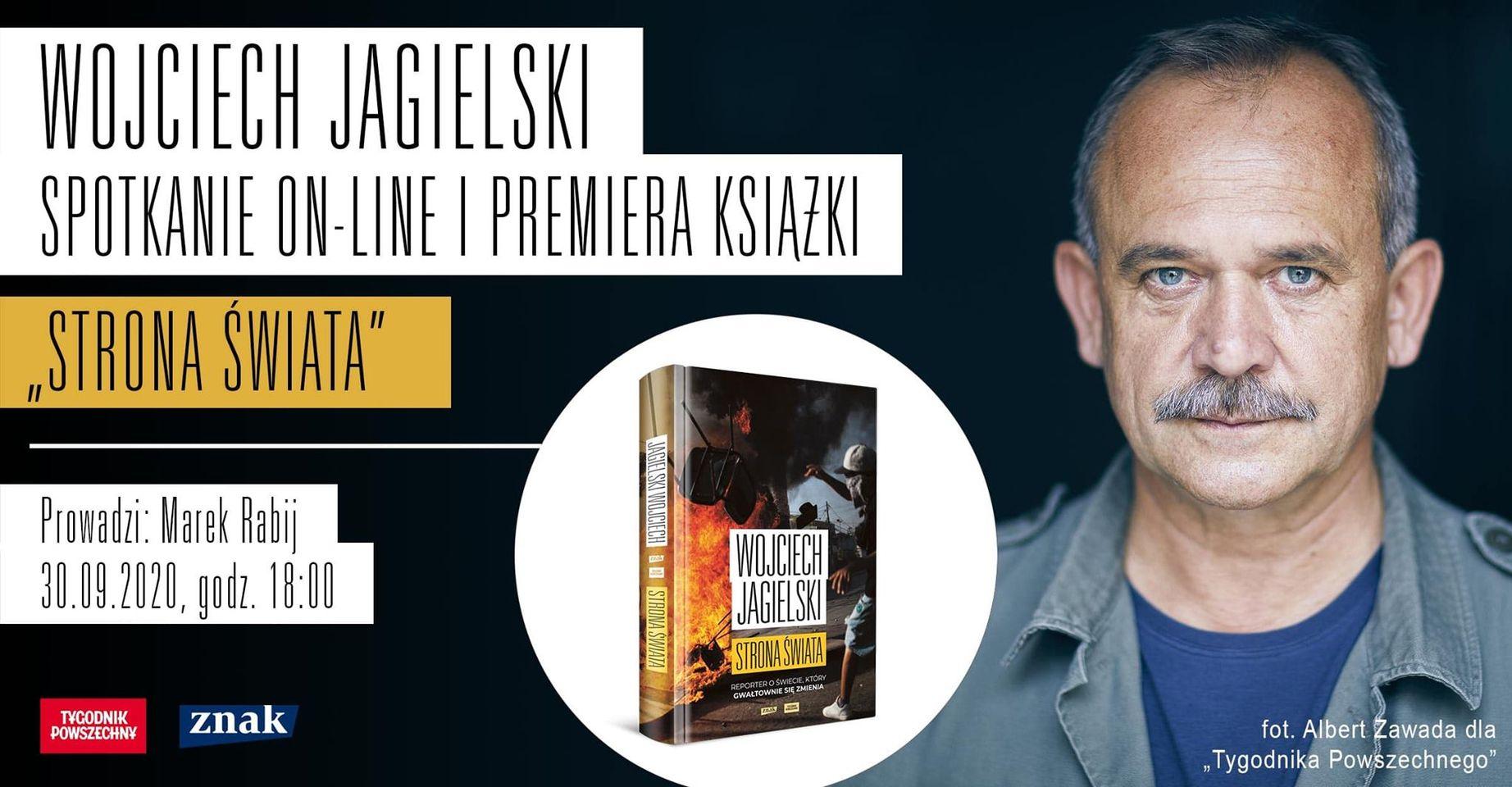 Nowa książka Wojciecha Jagielskiego
