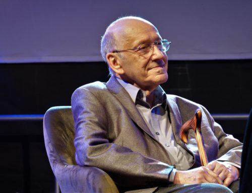 Ks. Michał Heller laureatem nagrody Człowiek Słowa