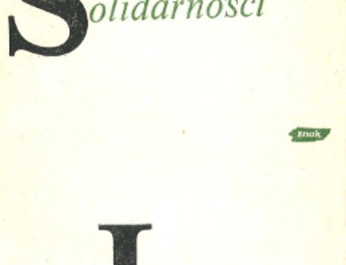 """40 lat temu ukazała się """"Etyka solidarności"""""""
